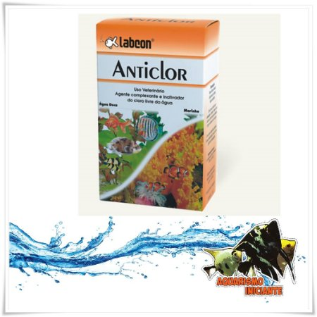 ALCON ANTICLORO 15ML
