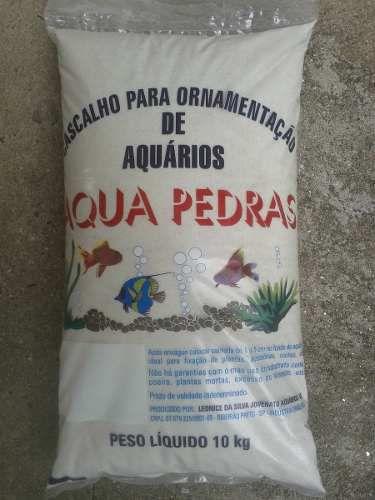 AREIA NEUTRA EXTRA FINA N°00 AQUAPEDRAS 1kg