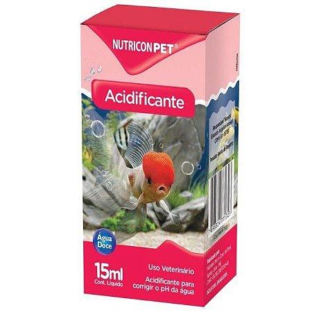ACIDIFICANTE NUTRICON 15ML