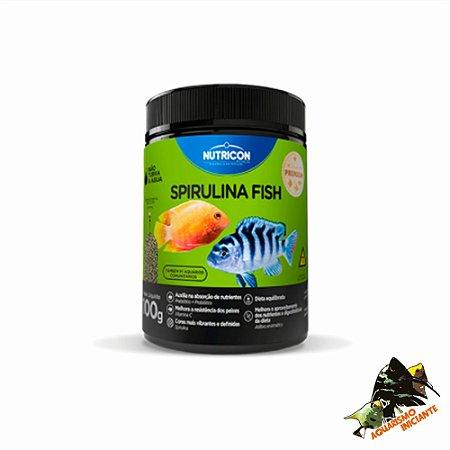 NUTRICON SPIRULINA FISH 100G
