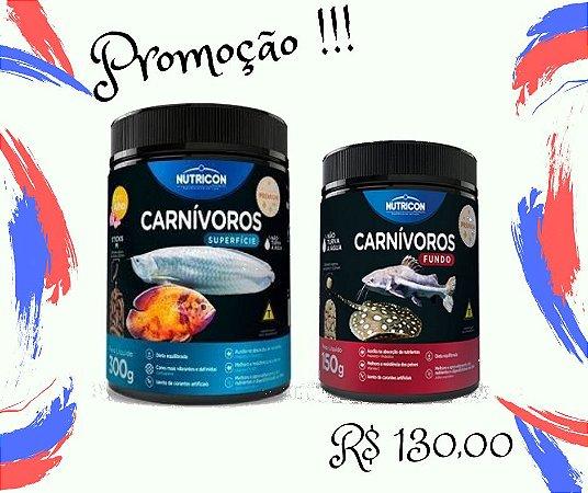 KIT PROMOCIONAL NUTRICON CARNIVOROS
