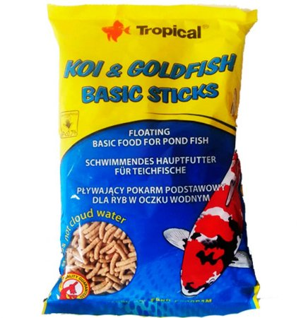 KOI E GOLDFISH BASIC STICKS 90G
