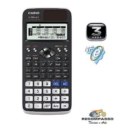 Calculadora Científica Casio FX-991 LAX Classwiz
