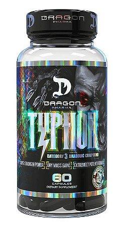 Typhon Dragon Pharma - 60 Capsulas