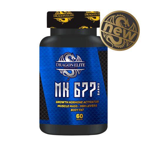 Ibutamoren MK677 60 Capsulas
