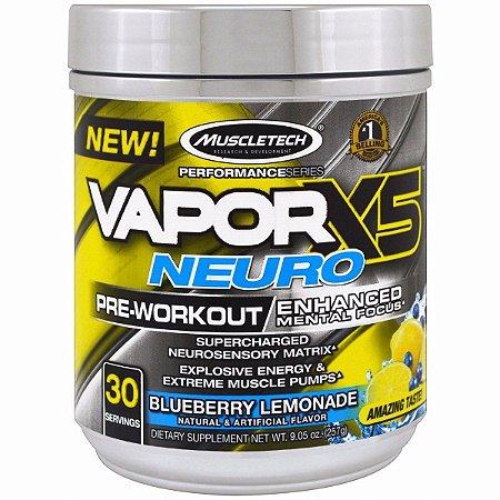 Vapor X5 Neuro Muscletech - 30 Doses