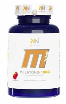 Melatonina 10mg KN Nutrition - 100 Comprimidos fast dissolve