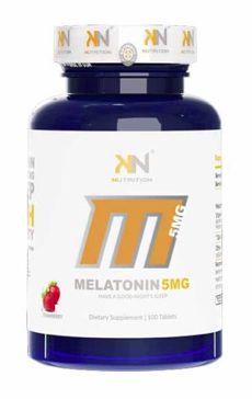 Melatonina 5mg KN Nutrition - 100 Comprimidos
