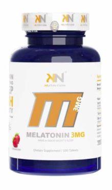 Melatonina 3mg KN Nutrition - 100 Comprimidos