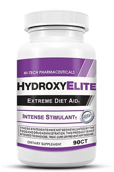 Hydroxyelite Hi Tech - 90 Cápsulas