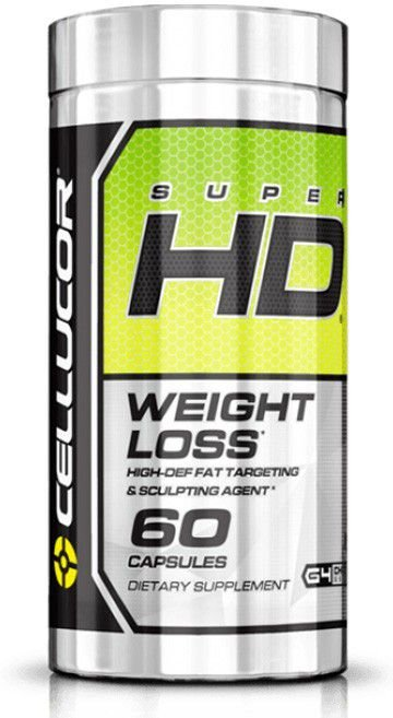 Super HD Cellucor - 60 Cápsulas