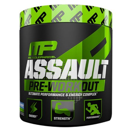 Assault MusclePharm - 30 Doses