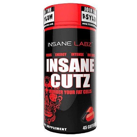 Insane Cutz Insane Labz - 45 Cápsulas