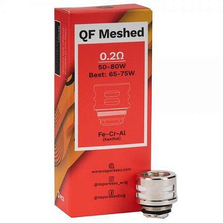 Resistência (coil) Vaporesso QF Mesh 0.20 Ohm unidade