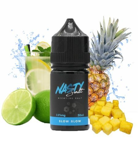NASTY JUICES - NICSALT - SLOW BLOW - 30ML