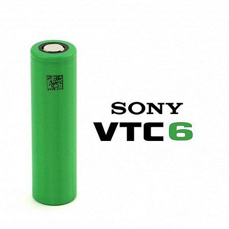 Bateria Sony VTC6 18650 3000mAh - Unidade