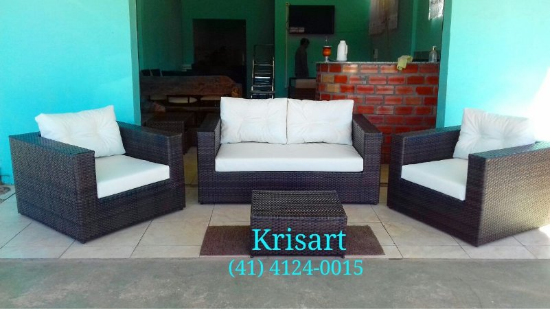 conjunto de sofa quadrado