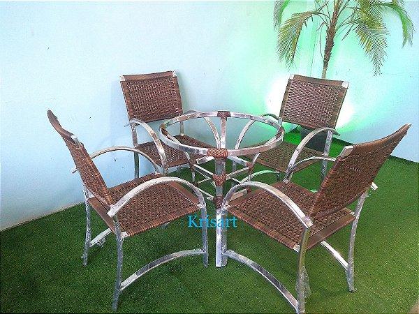 conjunto de mesa mirella