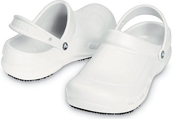 Sandália Crocs Bistro White - Masculino / Feminino