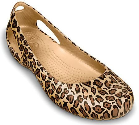 CALCADO KADEE LEOPARD - 11710 - GOLD/BLACK