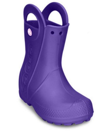 CALCADO RAIN BOOT KIDS - 12803 - ULTRAVIOLET