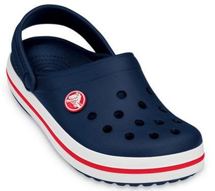 CALCADO CROCBAND KIDS - 10998 - NAVY