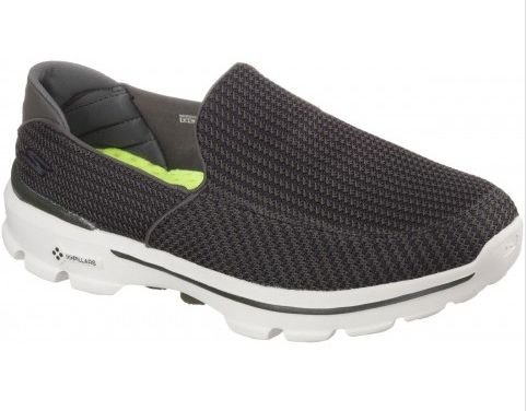 MENS SKECHERS GOWALK 3 - 53980 - OLIVA