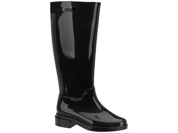MELISSA LONG BOOT 31917 - PRETO OPACO
