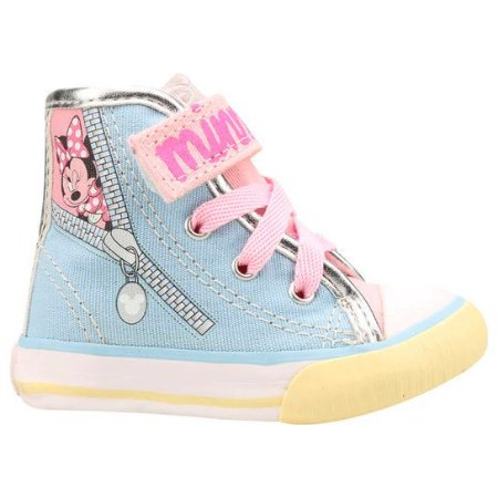 TENIS CANVAS HI MINNIE 0206