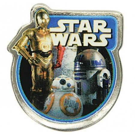 JIBBITZ STARS WARS LIGHT SIDE F15 - 6552 - UNICA