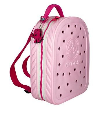 MINI BOLSA CROCBAND 35025 - BUBBLEGUM/FUCHSIA