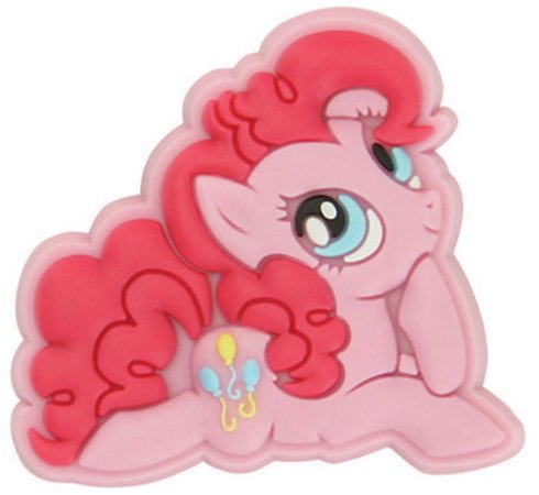 JIBBITZ MY LITTLE PONY - PINKIE PIE - UNICA