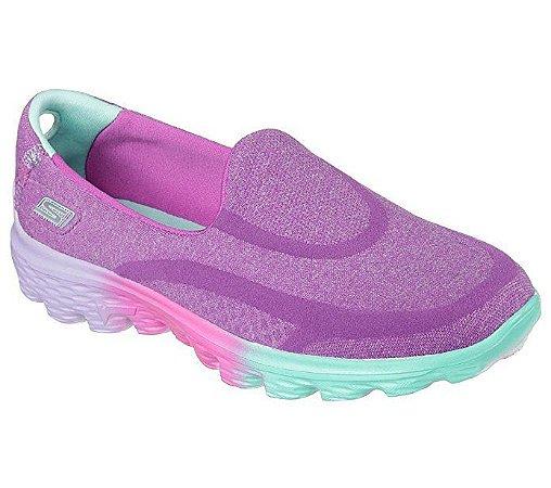 GIRLS GO WALK 2 - SWEET SOCKS 81075 PURPLE/MULTI - PURPLE/MULTI