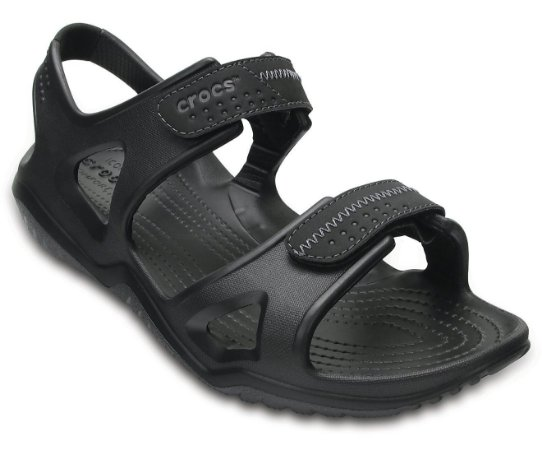 SWIFTWATER RIVER SANDAL M  203965 - BLACK