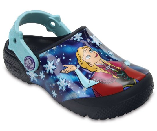 CALÇADO CROCS FUN LAB FROZEN - 204112 - NAVY