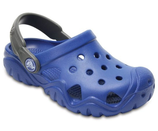 SWIFTWATER CLOG KIDS 202607 - BLUE JEAN/SLATE GREY