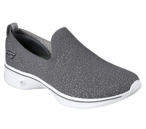 GO WALK 4 - GFTED - 14918 - CHARCOAL