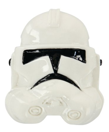 JIBBITZ  CLONE TROOPER - SHINY HELMET 02335 - UNICA