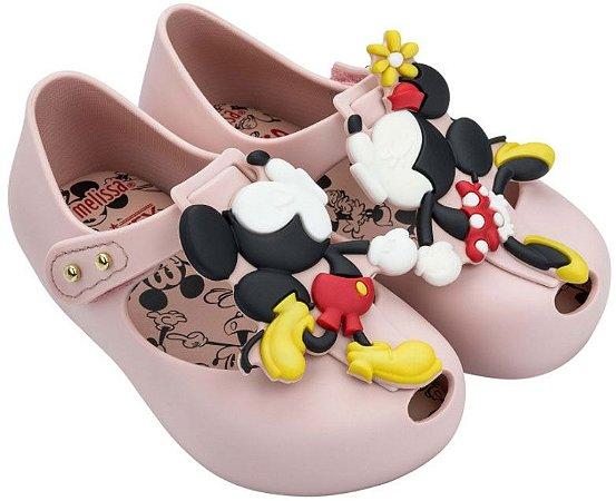 Mini Melissa Ultragirl + Disney Twins III - Rosa Cameo
