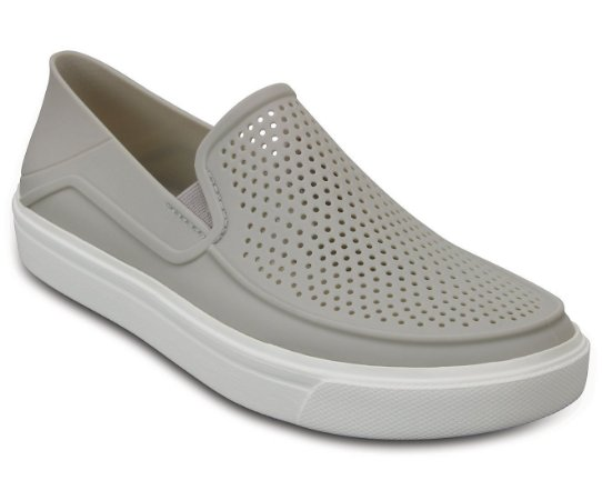CALÇADO CITILANE ROKA SLIP-ON W 204622 - PEARL WHITE