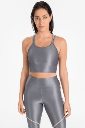 Top LIVE! Strappy Essential Chumbo