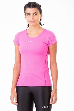 Camiseta Authen Keep Cool Rosa