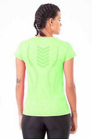 Camiseta Authen Keep Cool Verde