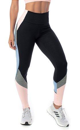 Legging Zero Acucar Energy Gym Preto