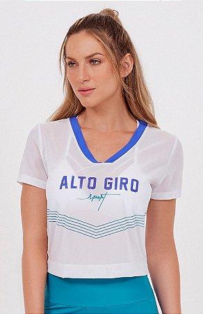 T-shirt Alto Giro Power Sports