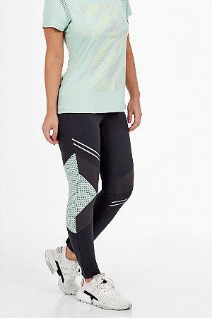 Legging Alto Giro Squash Emana Assimétrica