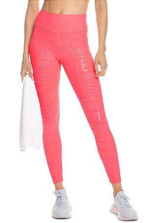 Legging LIVE! Essential Rosa Malibu