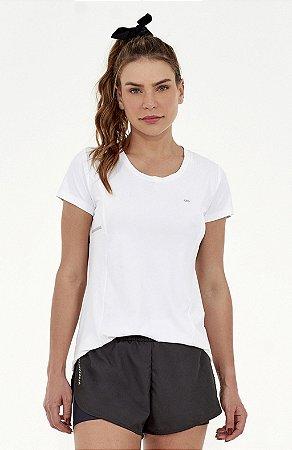T-Shirt Alto Giro Skin Fit Reflective
