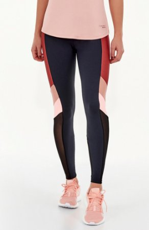 Legging Alto Giro Hyper Side Screen