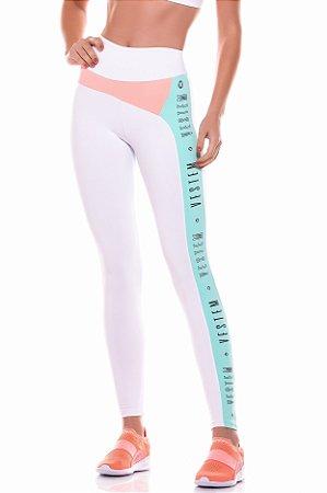 Legging Vestem Glow Branco
